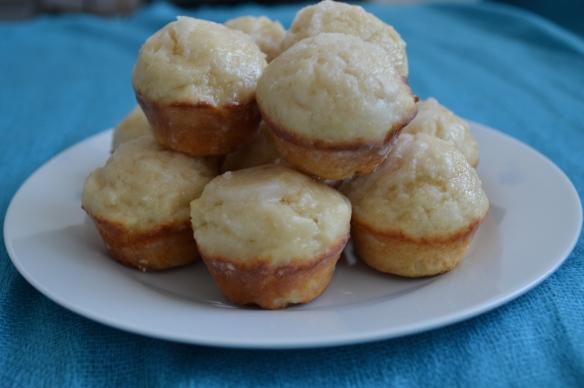 Glazed Vanilla Donut Holes